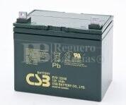 Batería Carrito de Golf 12 Voltios 34 Amperios CSB EVX12340