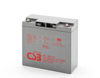 Batería de Plomo 12 Voltios 19 Amperios 80 Watios  CSB HRL1280W