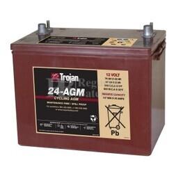 Batería Trojan 24-AGM 12 Voltios 84 Amperios