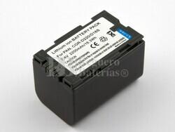 Bateria para camara Panasonic NV-MX300EG
