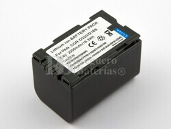Bateria para camara Panasonic NV-MX300A