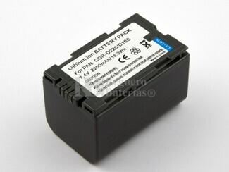Bateria para camara Panasonic NV-MX5