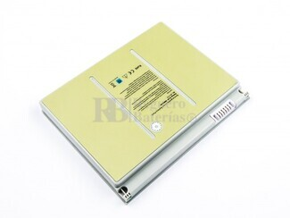 Bateria para APPLE MACBOOK PRO 15p MB133LL-A