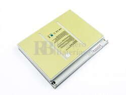 Bateria para APPLE MACBOOK PRO 15p MB134*/A