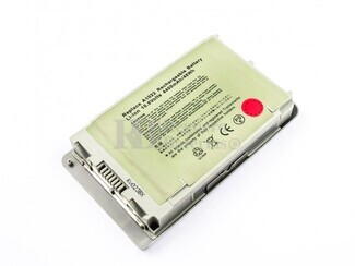 Bateria para APPLE POWERBOOK G4 12p M9184