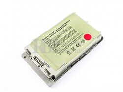 Bateria para APPLE POWERBOOK G4 12p M8760*/