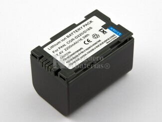 Bateria para camara PANASONIC AG-DVX100AP