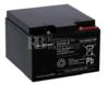 Bateria AGM Ciclica para Carros de Golf 12V 26 Amperios Alto Rendimiento