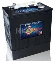 Bateria para apilador 6 voltios 310 Amperios C20 302x181x371 mm US Battery US305XC