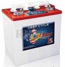Bateria para Fregadora Barredora  8 voltios 170 Amperios C20 260x181x286 mm US Battery US8VGCXC2