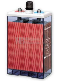 Batería para instalación solar 5OPZS350 2 Voltios 570 Amperios 124X206X536 mm