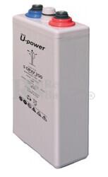 Bater�a para instalaci�n solar 5OPZV250 2 Voltios 303 Amperios 124X206X371 mm