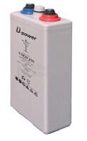Batería para instalación solar 7OPZV490 2 Voltios 595 Amperios 145X206X488 mm