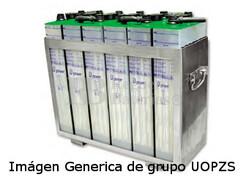 Bater�a para instalaci�n solar 4UOPZS500 2 Voltios 650 Amperios 198X101X720 mm