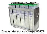 Batería para instalación solar 8UOPZS1000 2 Voltios 1.300 Amperios 198X191X720 mm