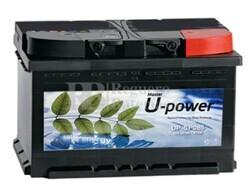 Bater�a para instalaci�n solar UP-SPO85 12 Voltios 85 Amperios 278X175X190 mm (con mantenimiento)