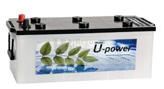 Batería para instalación solar UP-SPO165 12 Voltios 165 Amperios 513x189x223 mm (con mantenimiento)