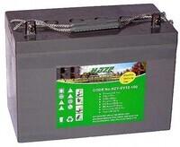 Batería para silla de ruedas Falcon Rehab Hi-Rider en Gel 12 Voltios 100 Amperios HAZE EV12-100