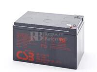 Batería para SAI APC BP650S y BP650SC