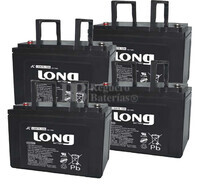 Baterías de sustitución para SAI APC MX3000
