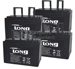 Baterías de sustitución para SAI APC MX3000 - APC RBC14