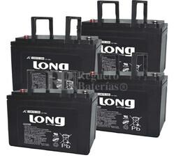 Baterías de sustitución para SAI APC MX5000XR - APC RBC14