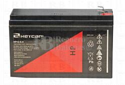Bateria para triciclo, moto, coche de ni�os 12 Voltios 6,5 Amperios