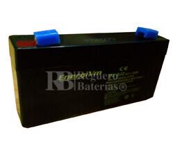 Bateria para triciclo, moto, coche de ni�os 6 Voltios 12 Amperios