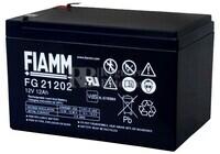 Batería para Patines Eléctricos AGM 12 Voltios 12 Amperios Fiamm