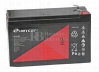 Batería para Patines Eléctricos 12 Voltios 9 Amperios Heycar