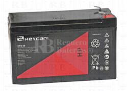 Batería para Patines Eléctricos 12 Voltios 9 Amperios HEYCAR HP12-9B