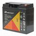 Bater�a AGM para Carrito de Golf alta capacidad 12 voltios 18 amperios