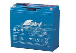 Batería Carrito de Golf 12 voltios 17 amperios FULLRIVER DC17-12