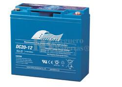 Batería Carrito de Golf 12 voltios 20 amperios FULLRIVER DC20-12
