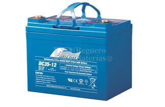 Batería para Scooter Eléctrico 12 Voltios 35 Amperios FULLRIVER DC35-12A