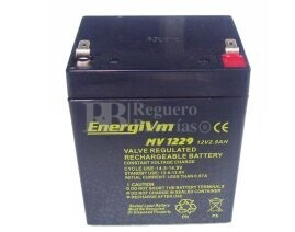 Batería AGM para Grúa Hospitalaria 12 Voltios 2,9 Amperios ENERGIVM MV1229
