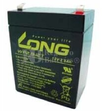 Bateria AGM para Grua Hospitalaria 12 Voltios 2,9 Amperios 79x56x100mm