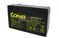 Batería para Alarma de 12 Voltios 7,2 Amperios WP7.2-12