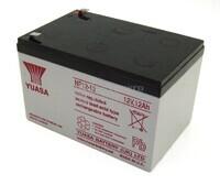 Batería para Alarma de 12 Voltios 12 Amperios NP12-12Y