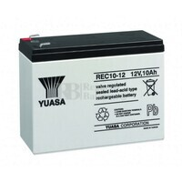 Batería para Alarma de 12 Voltios 10 Amperios REC10-12