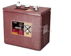 Bateria para apilador  6 Voltios 235 Amperios C20 309 x 174 x 290mm Trojan J250G
