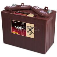 Bateria para apilador 12 Voltios 150 Amperios C20 329 x 181 x 283mm Trojan T-1275