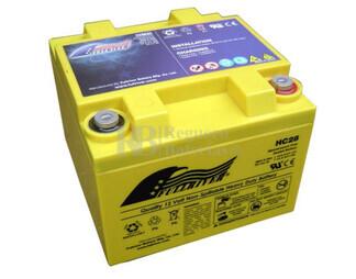 Batería Arrancador 12 voltios 28 amperios FULLRIVER HC28