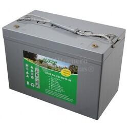 Bateria para caravana 12 voltios 80 amperios GEL Conexi�n Tornillo
