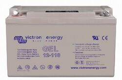 Batería para caravana 12 voltios 110 amperios AGM Conexión Tornillo