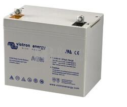 Bateria para caravana 12 voltios 60 amperios AGM Conexión Tornillo