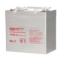 Batería de Gel para Silla de Ruedas Eléctrica en 12 Voltios 55 Amperios
