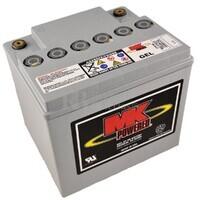 Batería de Gel MK para Silla de Ruedas Eléctrica en 12 Voltios 40 Amperios MK M40-12 SLD G