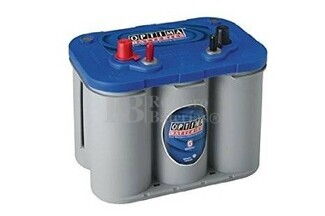 Bateria para embarcaci�n 12 Voltios 55 Amperios Optima BLUE TOP BT DC 4.2