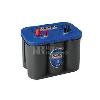 Bateria para embarcaci�n 12 Voltios 50 Amperios Optima BLUE TOP BT SLI 4.2